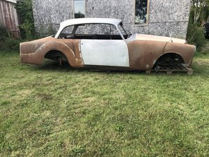 ALVIS TD21 Mk1. FOR RESTORATION-COMPLETION