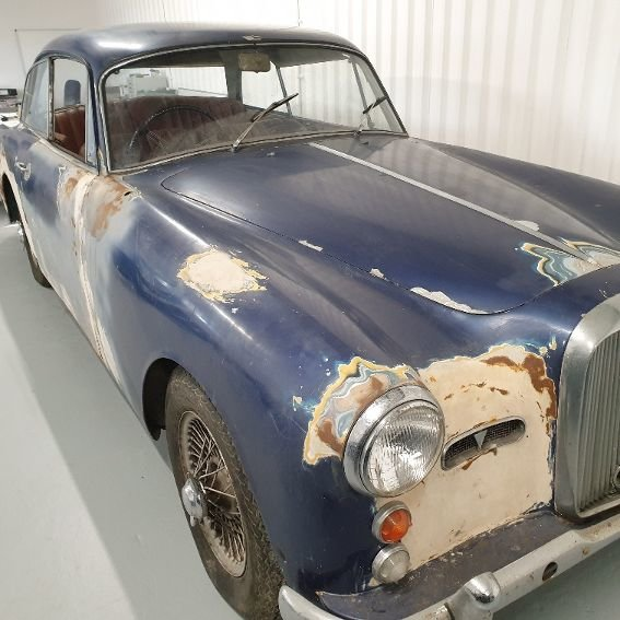 1960 Alvis TD 21 Barn Find For Sale (picture 1 of 6)