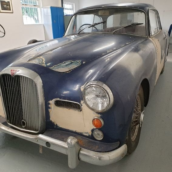 1960 Alvis TD 21 Barn Find For Sale (picture 2 of 6)
