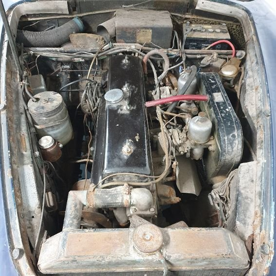 1960 Alvis TD 21 Barn Find For Sale (picture 6 of 6)