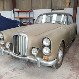 Picture of 1964 Alvis TE21 Barn Find For Sale