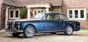 'The Nell Collection' 1965 Alvis TE21 Saloon For Sale by Auction