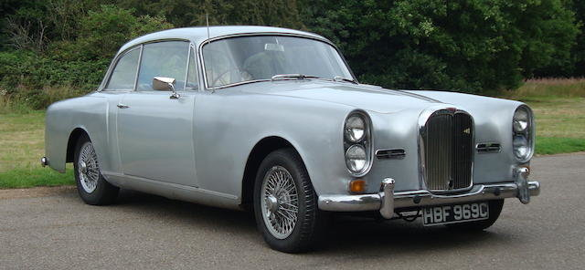 1965 Alvis TE21 Saloon For Sale by Auction