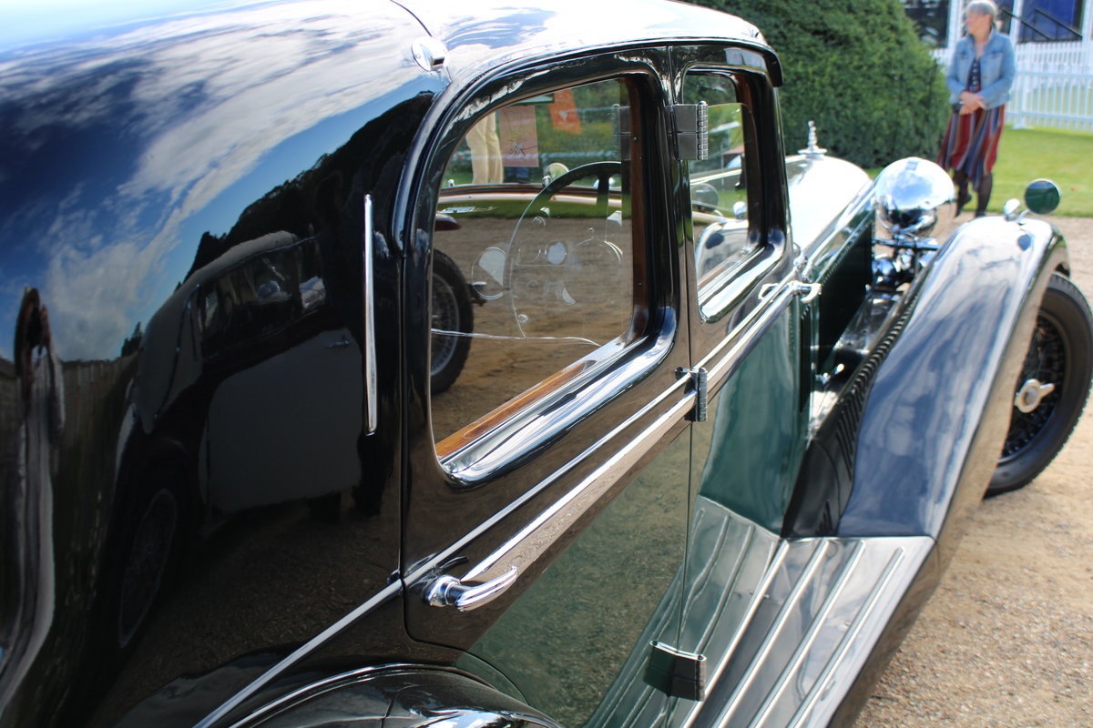 1935 Alvis speed 20 sc  SOLD For Sale (picture 5 of 6)