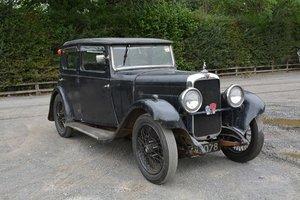 1932 Alvis 12/60 Saloon