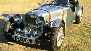 Picture of 1949 Super 2plus2 alvis sports with overdrive For Sale