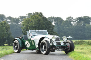 Picture of 1932 3.5 litre Alvis special, for seriously fast road miles.   For Sale