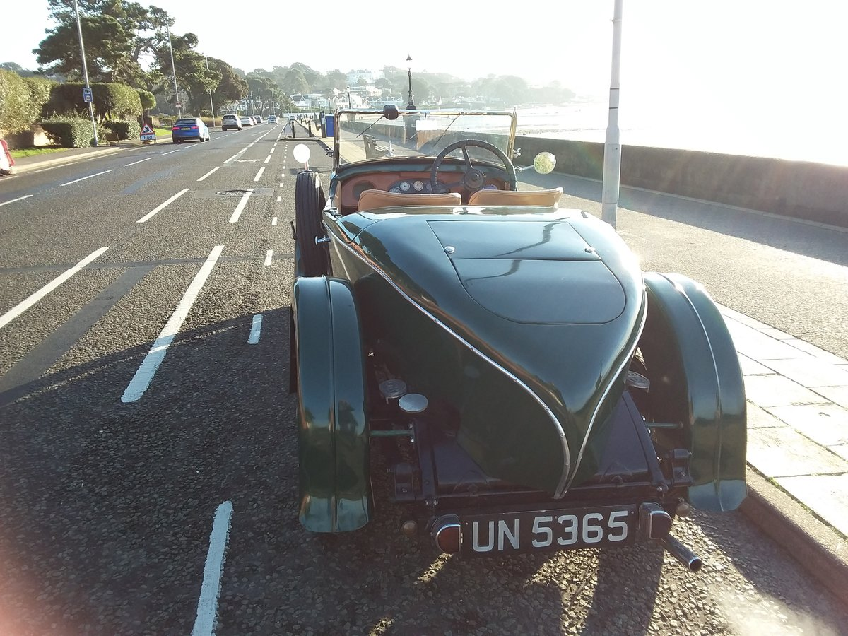1932 ALVIS 12/60 Beetleback For Sale (picture 1 of 6)