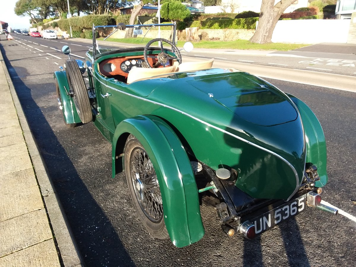 1932 ALVIS 12/60 Beetleback For Sale (picture 2 of 6)