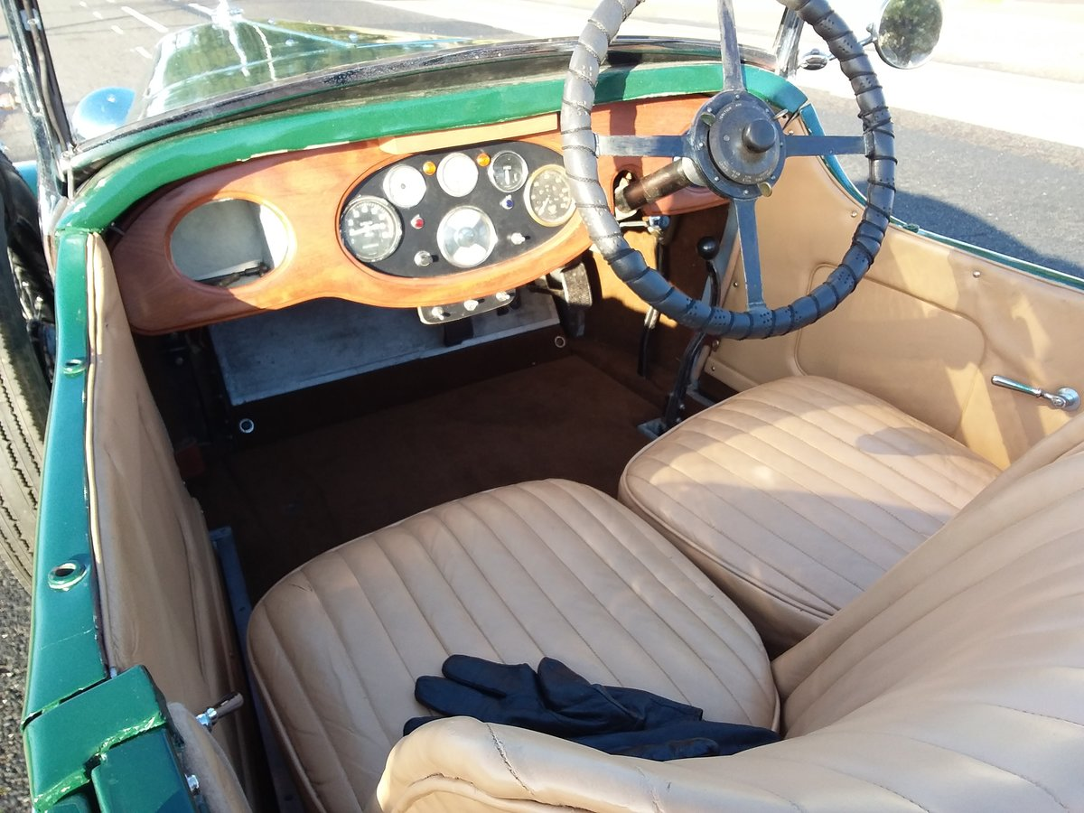 1932 ALVIS 12/60 Beetleback For Sale (picture 4 of 6)