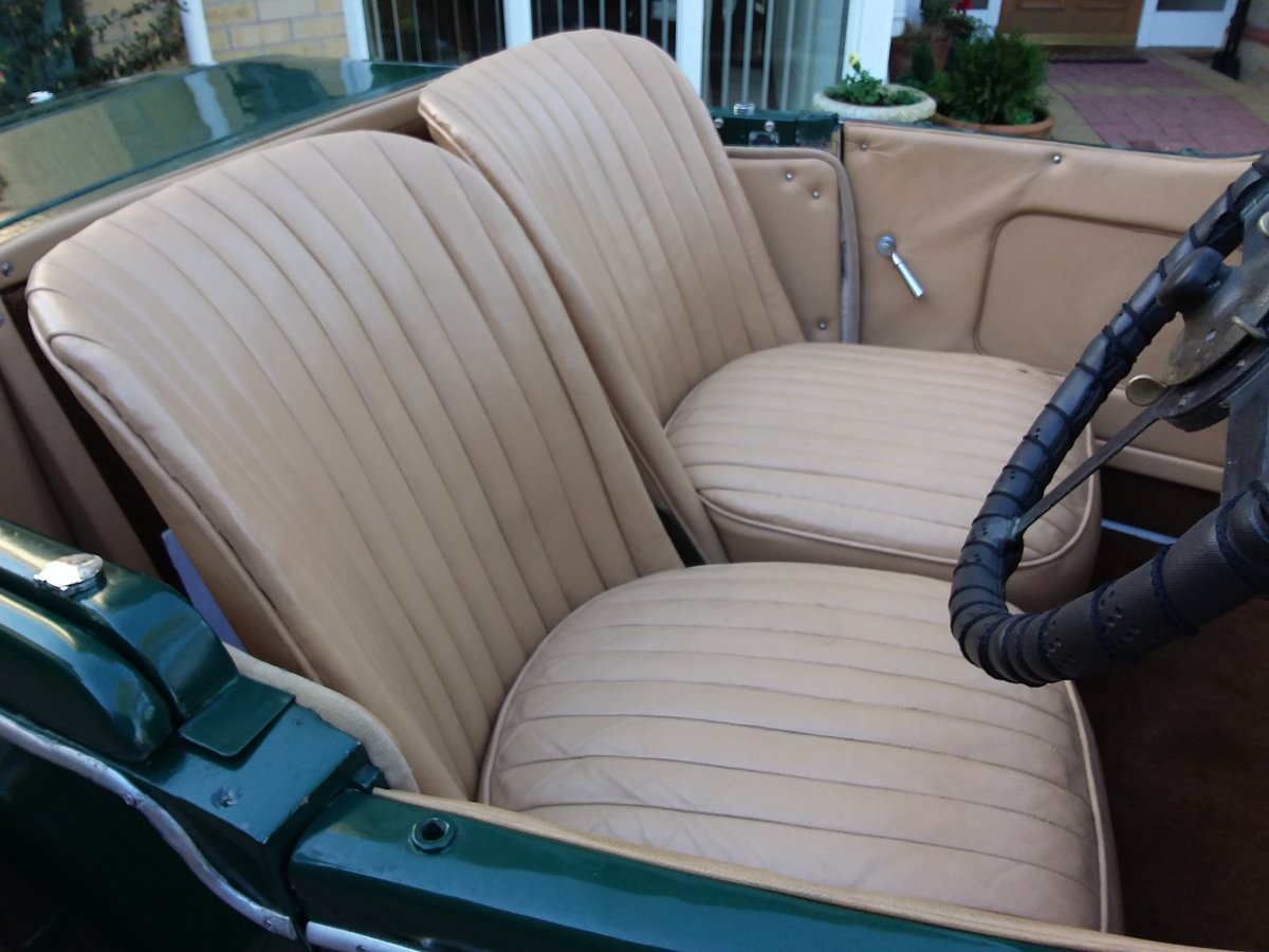 1932 ALVIS 12/60 Beetleback For Sale (picture 6 of 6)