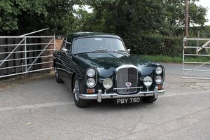 1966 Alvis TF21 Fisherman Coupe, Very Unique Example