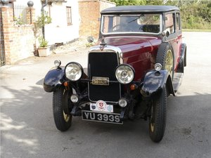 Picture of 1931 Alvis  TJ 12/50 Sports Saloon