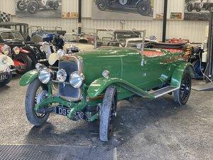 1932 Alvis 12/50 TJ Tourer
