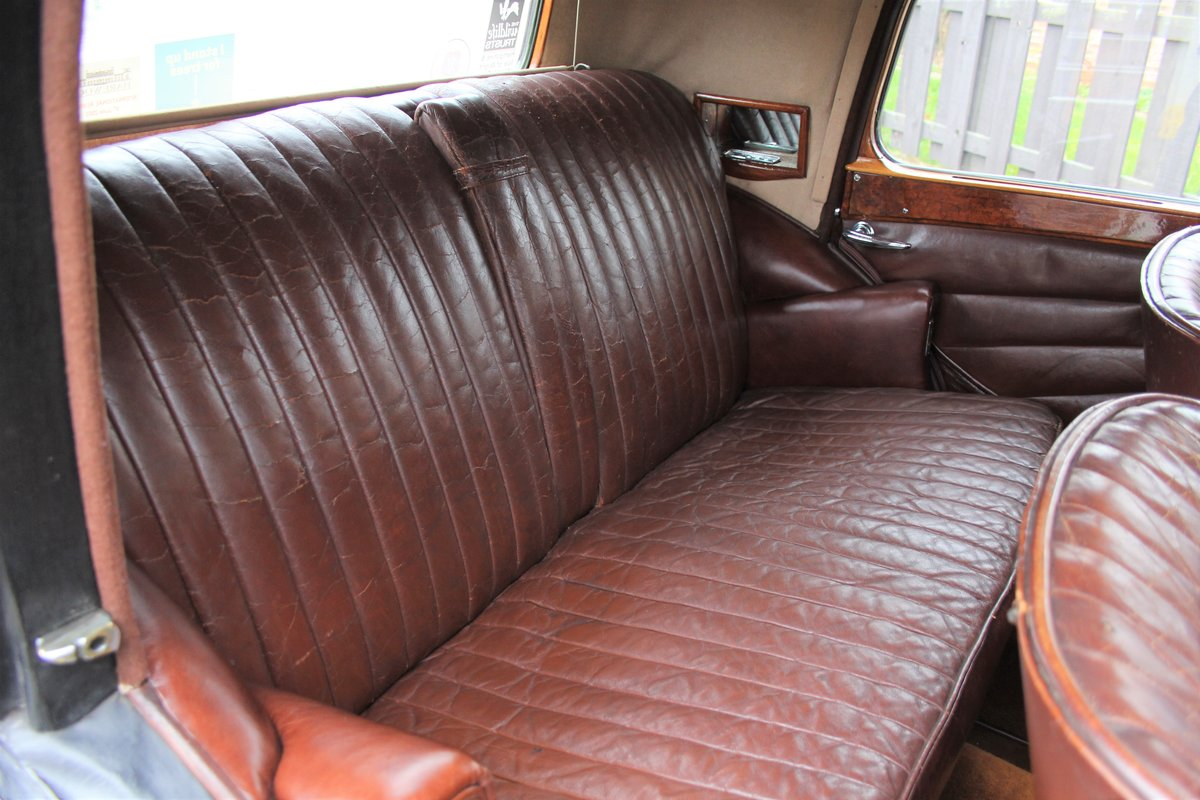 1935 Alvis Speed 20 SC Saloon For Sale (picture 13 of 19)