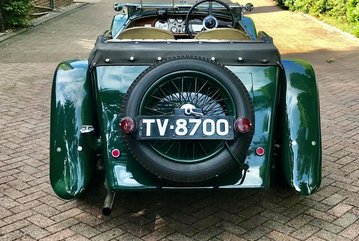 1933 Alvis Speed 20 'SA' Tourer SOLD (picture 5 of 14)