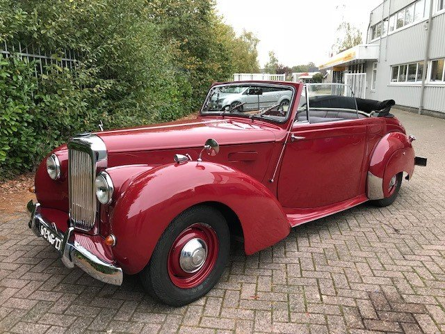 Picture of 1951 Alvis TA 21 Drop Hoofd Coupé Tickford  RHD For Sale
