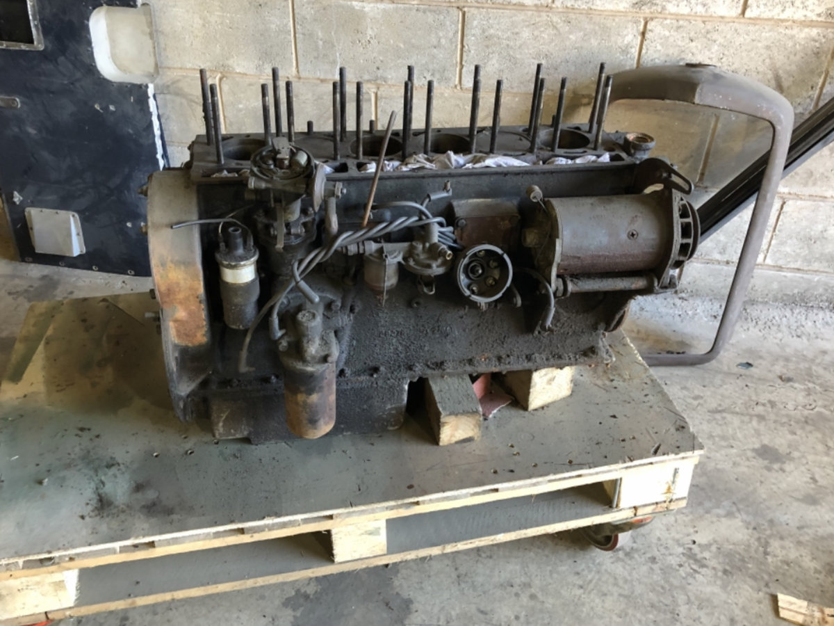 1950 ALVIS SPECIAL KIT OF PARTS For Sale (picture 3 of 6)