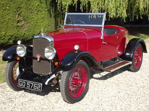 Picture of 1931 Alvis 12/50 Beetleback fully rebuilt SOLD