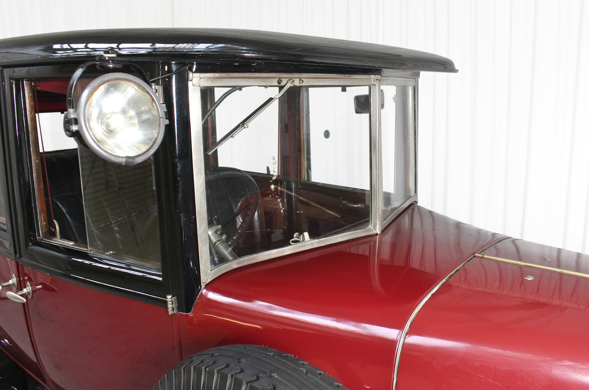 1926 12/50 TG Six Light Saloon by Carbodies For Sale (picture 10 of 10)