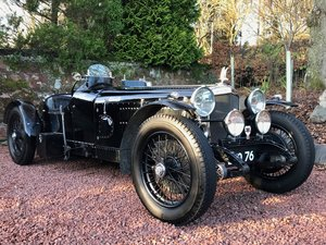 Picture of 1935 Alvis Silver Eagle.Stunning ready to compete