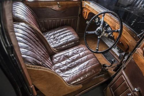 1930 Silver Eagle Clubmans DHC (cross & ellis) For Sale (picture 4 of 9)
