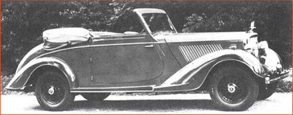Picture of 1938 Alvis Silver Crest Tourer For Sale