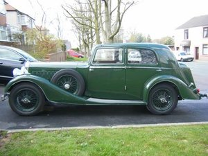 Picture of 1938 Alvis 3,5L Crested Eagle For Sale