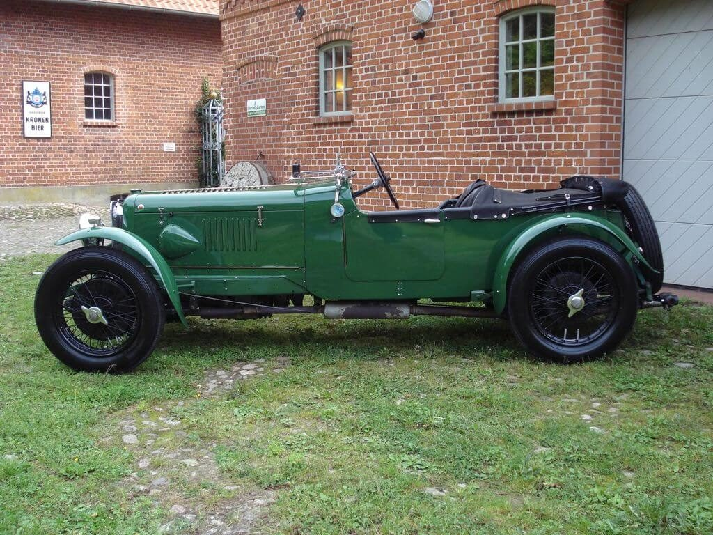 1931 Alvis Slilver Eagle - Sporty tourer with a lot of power For Sale (picture 3 of 10)
