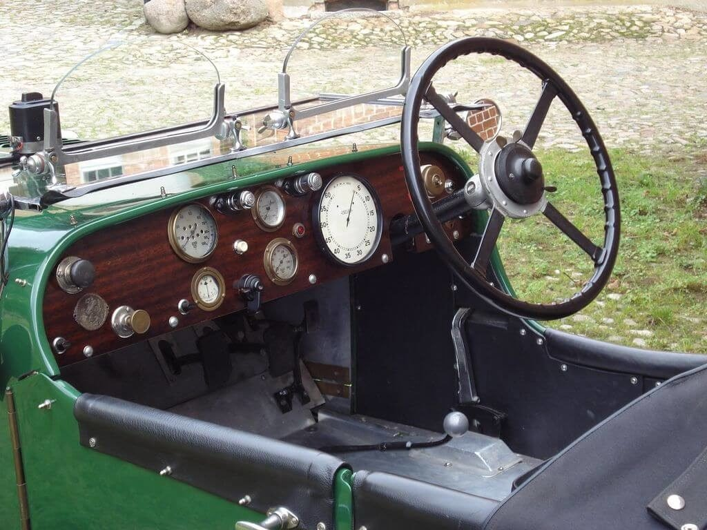 1931 Alvis Slilver Eagle - Sporty tourer with a lot of power For Sale (picture 8 of 10)