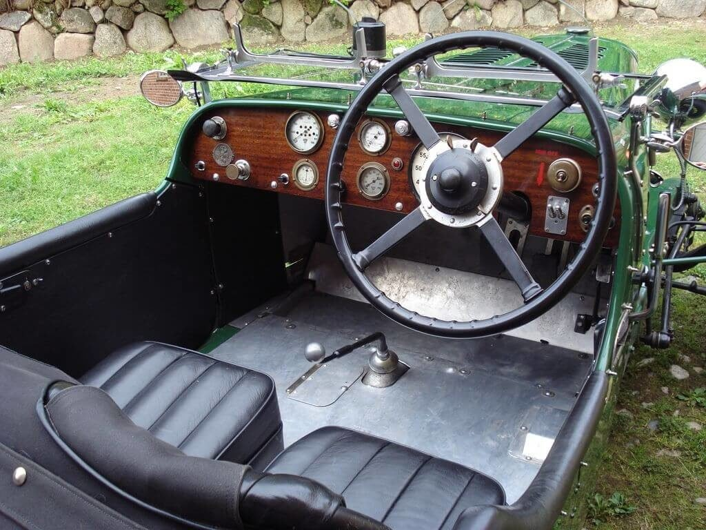1931 Alvis Slilver Eagle - Sporty tourer with a lot of power For Sale (picture 9 of 10)