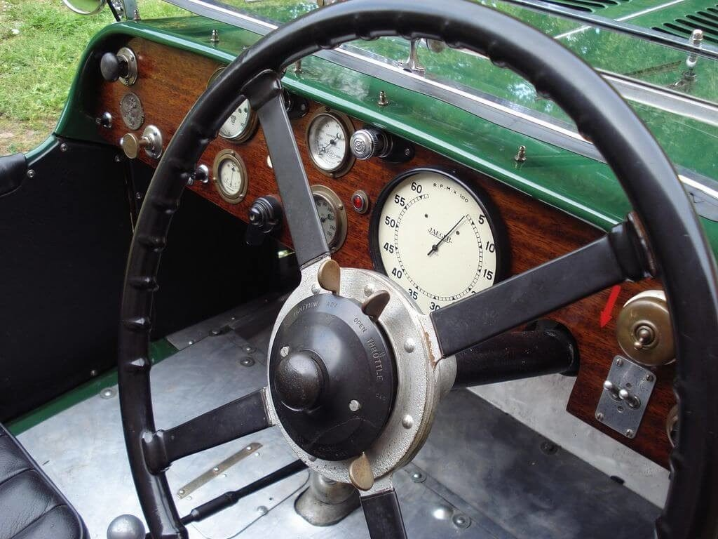 1931 Alvis Slilver Eagle - Sporty tourer with a lot of power For Sale (picture 10 of 10)