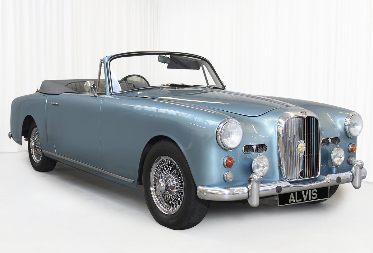 1961 TD 21 DHC By PARK WARD For Sale (picture 1 of 11)