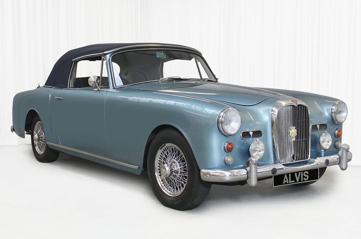 1961 TD 21 DHC By PARK WARD For Sale (picture 2 of 11)