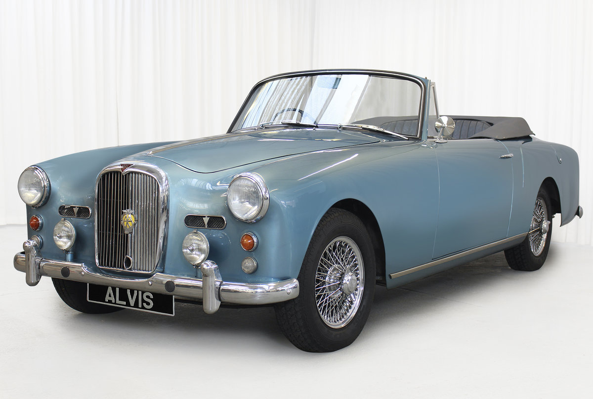 1961 TD 21 DHC By PARK WARD For Sale (picture 3 of 11)