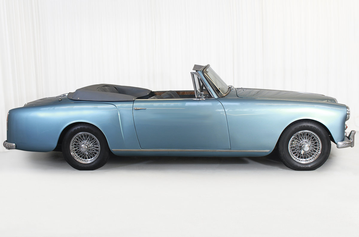 1961 TD 21 DHC By PARK WARD For Sale (picture 5 of 11)