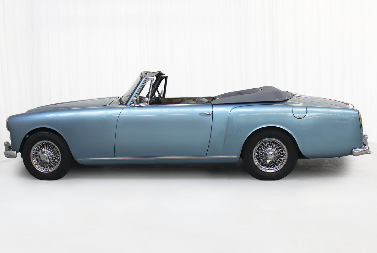 1961 TD 21 DHC By PARK WARD For Sale (picture 7 of 11)