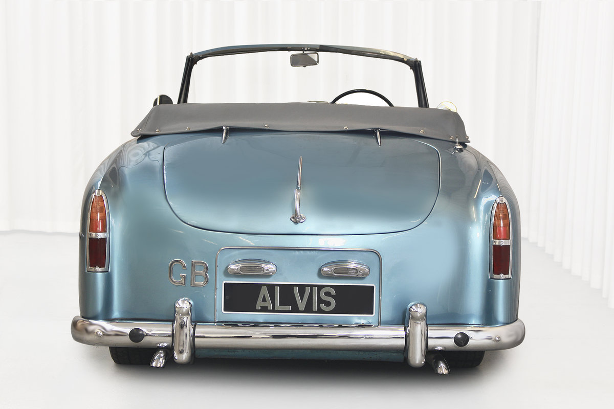 1961 TD 21 DHC By PARK WARD For Sale (picture 8 of 11)