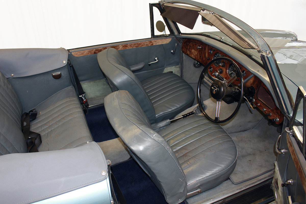 1961 TD 21 DHC By PARK WARD For Sale (picture 10 of 11)