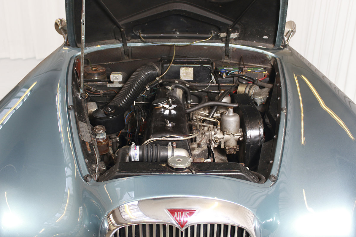 1961 TD 21 DHC By PARK WARD For Sale (picture 11 of 11)