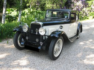 Picture of 1933 Alvis SA 16.95 Sports Saloon For Sale