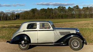 Picture of 1936 Alvis Silver Crest 20/92 For Sale