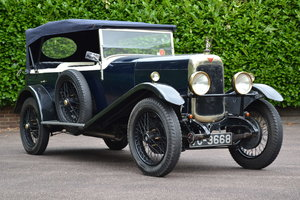Picture of 1931 Alvis TJ 1250 4 Seater Tourer by Richard Breese For Sale by Auction