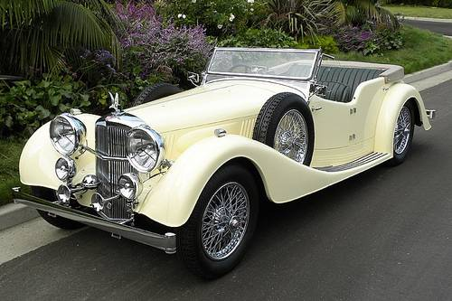 Alvis Speed 20 or Speed 25 Wanted (picture 1 of 1)