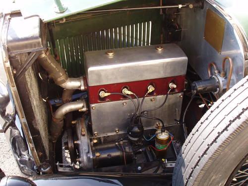 1931 Alvis 12/50 TJ 4-seat tourer For Sale (picture 5 of 6)