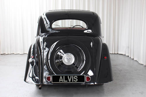 1939 12/70 Saloon by Mulliner SOLD (picture 4 of 6)