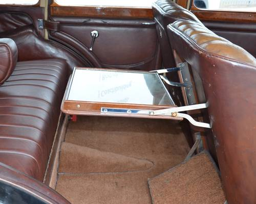 1936 Alvis Crested Eagle Saloon For Sale (picture 4 of 6)