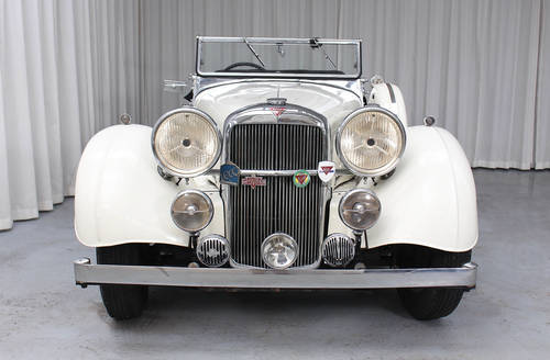 1936 Speed 25 Tourer Coachwork by Cross & Ellis For Sale (picture 2 of 6)