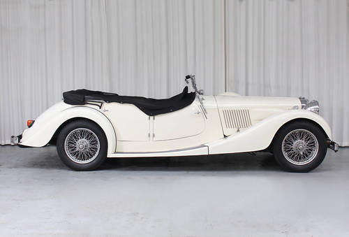 1936 Speed 25 Tourer Coachwork by Cross & Ellis For Sale (picture 3 of 6)