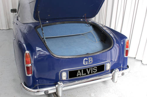 1967 TF21 DHC by Park Ward SOLD (picture 4 of 6)